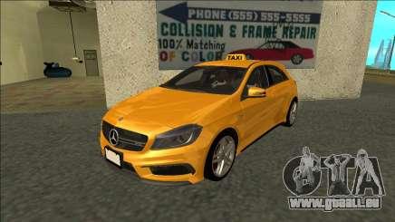 Mercedes-Benz A45 AMG Taxi 2012 pour GTA San Andreas