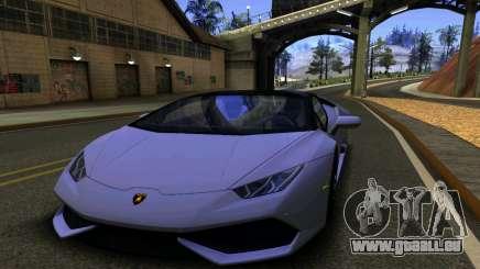 Lamborghini Huracan LP610 VELLANO pour GTA San Andreas