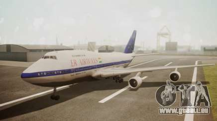 Boeing 747SP ER Airways für GTA San Andreas