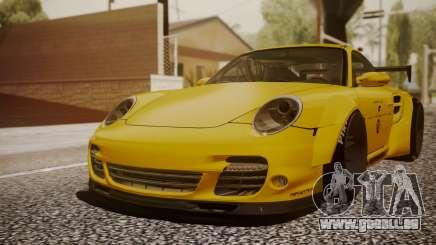 Porsche 997 Liberty Walk pour GTA San Andreas