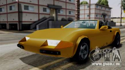 Stinger from Vice City Stories für GTA San Andreas
