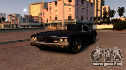 Sabre Vigero Muscle Car für GTA 4