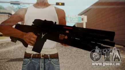 VXA-RG105 Railgun Shark für GTA San Andreas