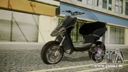 MBK Booster Rocket Tuning pour GTA San Andreas
