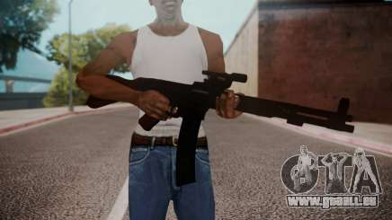 MK-42 Red Orchestra 2 Heroes of Stalingrad pour GTA San Andreas