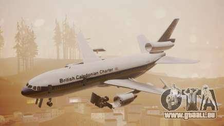 DC-10-30 British Caledonian Charter pour GTA San Andreas