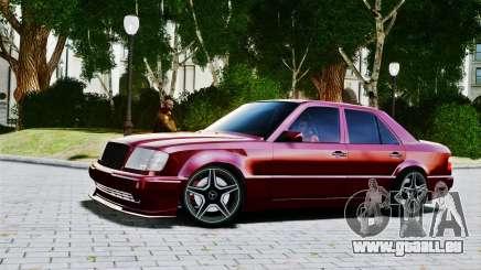 Mercedes-Benz E500 W124 für GTA 4