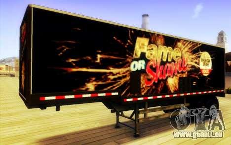 GTA V Ruhm oder Schande Trailer für GTA San Andreas