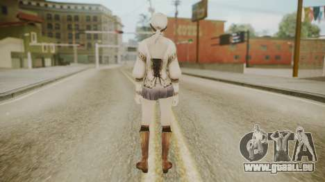 Demento Fiona Haunting Ground für GTA San Andreas dritten Screenshot