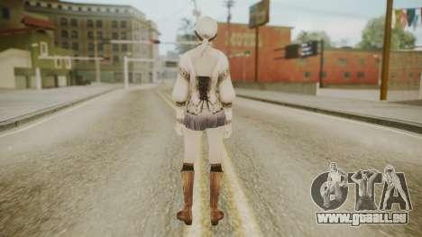 Demento Fiona Haunting Ground pour GTA San Andreas troisième écran