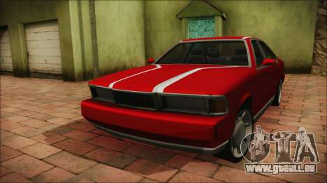 Sentinel PFR HD v1.0 pour GTA San Andreas