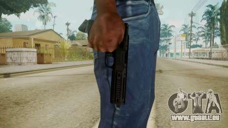 GTA 5 Tec9 für GTA San Andreas dritten Screenshot
