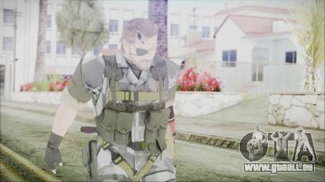 MGSV Phantom Pain Snake Normal Animals pour GTA San Andreas