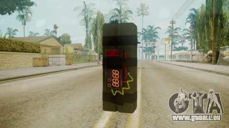 GTA 5 Satchel pour GTA San Andreas