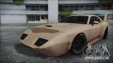 Dodge Challenger Daytona für GTA San Andreas