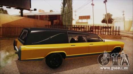GTA 5 Albany Lurcher IVF pour GTA San Andreas laissé vue