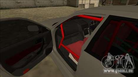 Nissan Skyline ER34 Drift für GTA San Andreas rechten Ansicht