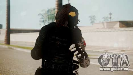 The Winter Soldier pour GTA San Andreas