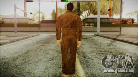Michael Myers Movie Halloween für GTA San Andreas dritten Screenshot