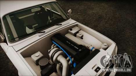 ГАЗ 31105 à la Dérive (Éternelle Summer Edition) pour GTA San Andreas vue arrière