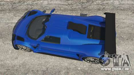 Gumpert Apollo S pour GTA 5