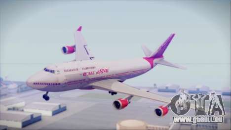 Boeing 747-437 Air India Tanjore Old Skin pour GTA San Andreas