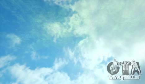Cleo SkyBox für GTA San Andreas sechsten Screenshot