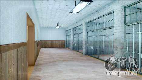 New Interior for SFPD für GTA San Andreas