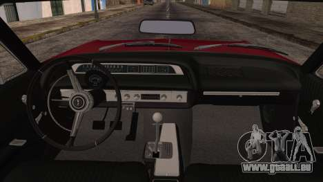 Chevrolet Impala SS 1964 Final für GTA San Andreas Seitenansicht