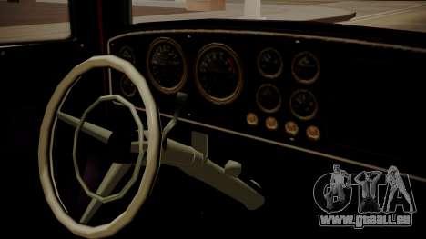 GTA 5 Albany Franken Stange pour GTA San Andreas vue de droite