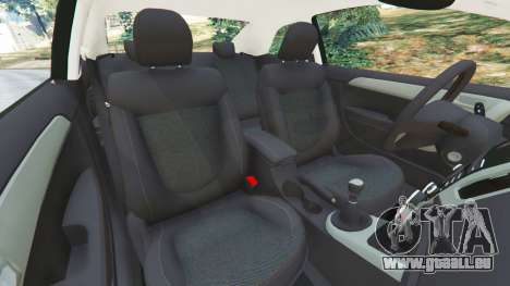 Kia Forte Koup SX [Beta] für GTA 5