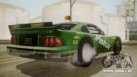 Ford Mustang Cobra 1994 TransAm pour GTA San Andreas laissé vue