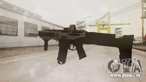 Bushmaster ACR Silver für GTA San Andreas zweiten Screenshot