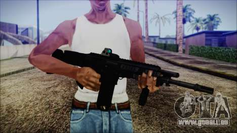 Bushmaster ACR für GTA San Andreas dritten Screenshot