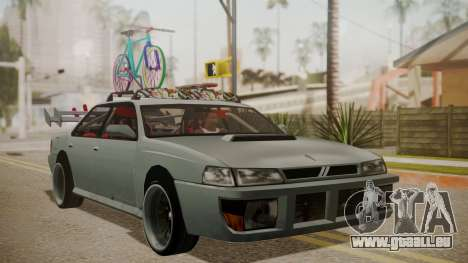 All New Sultan für GTA San Andreas