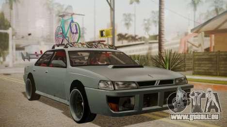 All New Sultan pour GTA San Andreas