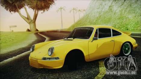 Porsche 911 Carrera RS 2.7 (901) 1973 pour GTA San Andreas