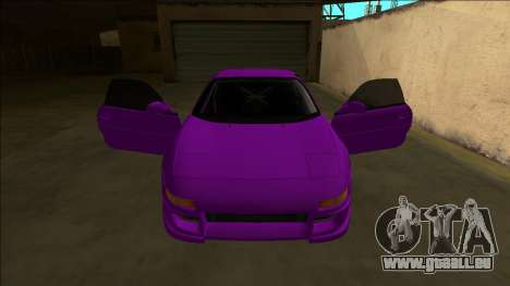 Toyota MR2 Drift pour GTA San Andreas salon