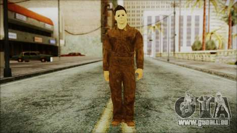 Michael Myers Movie Halloween für GTA San Andreas zweiten Screenshot