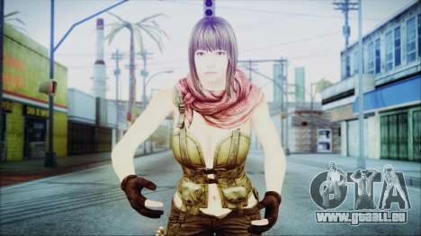 Mila from Counter Strike v2 pour GTA San Andreas
