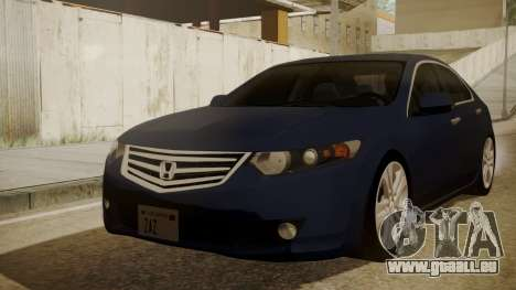Honda Accord 2010 für GTA San Andreas