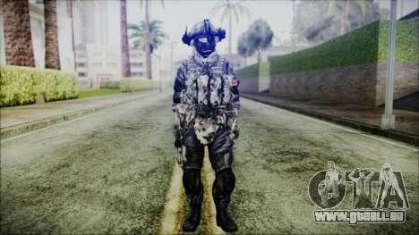 CODE5 China für GTA San Andreas zweiten Screenshot