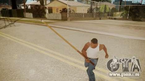 GTA 5 Pool Cue für GTA San Andreas