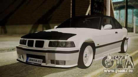 BMW M3 E36 für GTA San Andreas