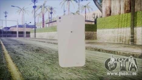 Claresta S5 für GTA San Andreas zweiten Screenshot