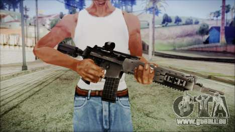 AK 5C für GTA San Andreas dritten Screenshot
