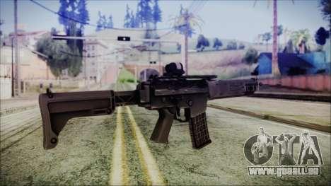AK 5C für GTA San Andreas zweiten Screenshot