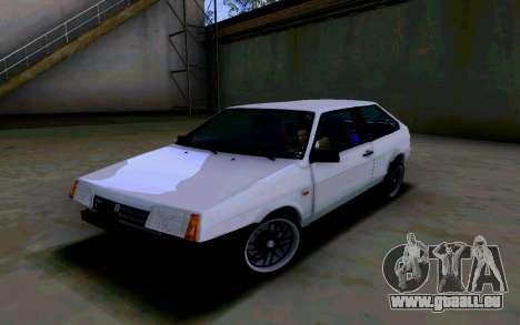 VAZ 2108 V2 für GTA San Andreas
