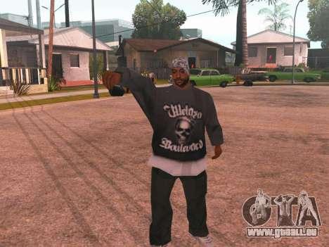 Welaso Boulevard Familis [Davis Pack] pour GTA San Andreas cinquième écran