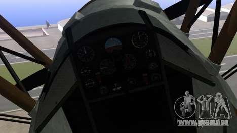 GTA 5 Duster für GTA San Andreas rechten Ansicht